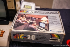 VIC 20 at Retro Gathering